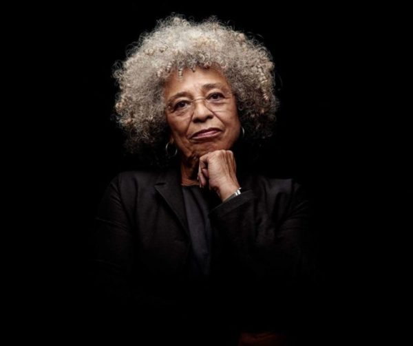 Afropunk Solutions sessions with Professor Angela Davis