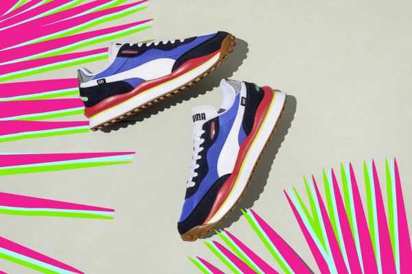 Play On – PUMA's Future and Style Rider get a future mashup