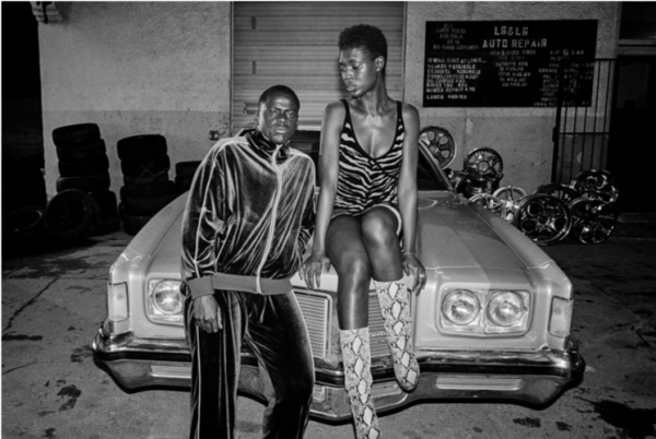 QUEEN & SLIM Coming to a cinema near