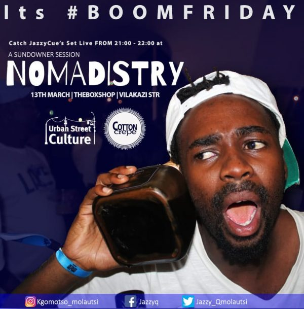 #BoomFriday 🚀