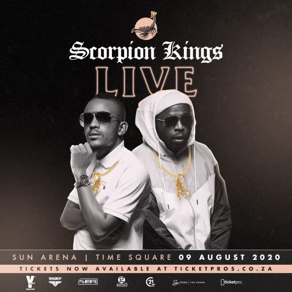 NEW SCORPION KINGS LIVE DATE CONFIRMED FOR 9TH AUGUST SCORPION KINGS LIVE TICKETS NOW AVAILABLE