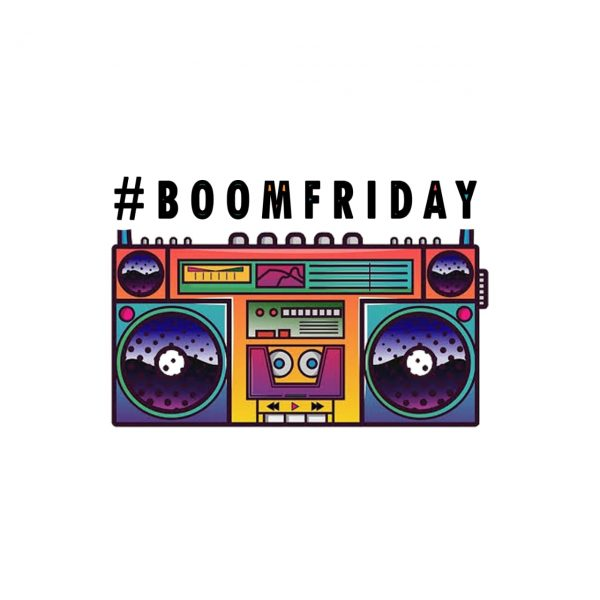 #BOOMFRIDAY