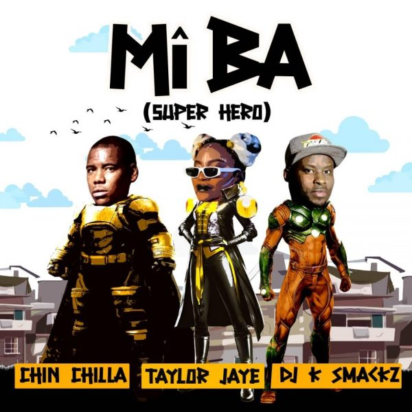 TAYLOR JAYE RELEASES NEW AMAPIANO HIT SINGLE : Mî BA (SUPER HERO)