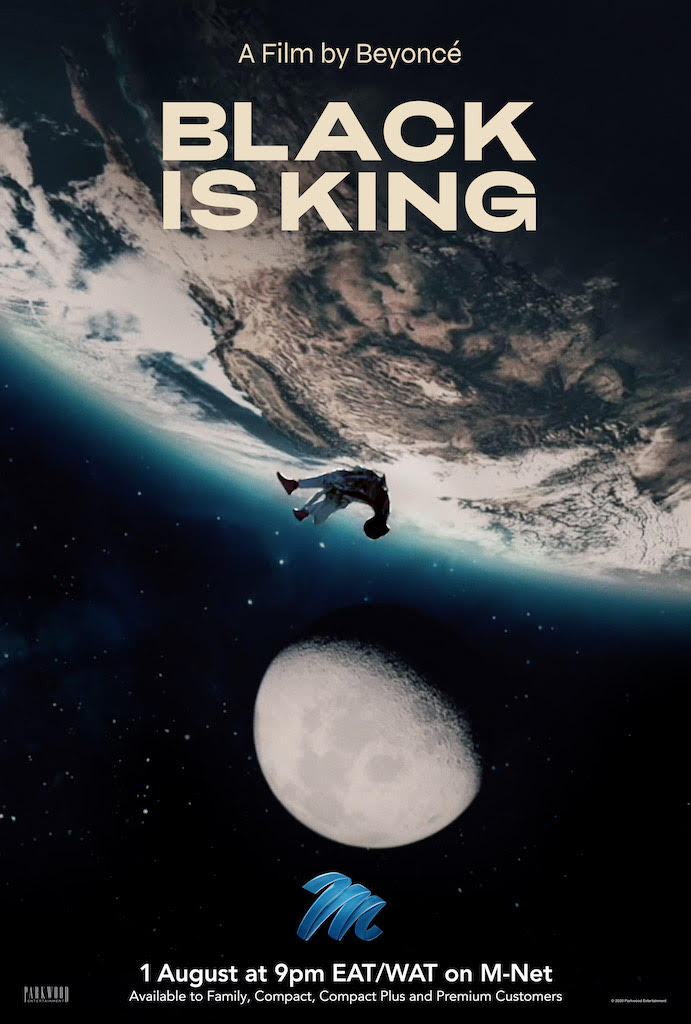 M-NET BRINGS BLACK IS KING, A FILM BY BEYONCE FEAT BUSISWA TO AFRICA ON 1 AUG