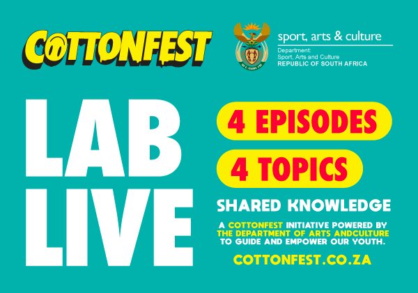 COTTONFEST LAUNCHES THE LAB LIVE SERIES