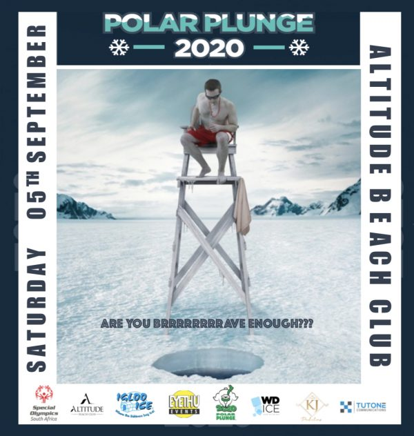THE SPECIAL OLYMPICS POLAR PLUNGE IS BACK!