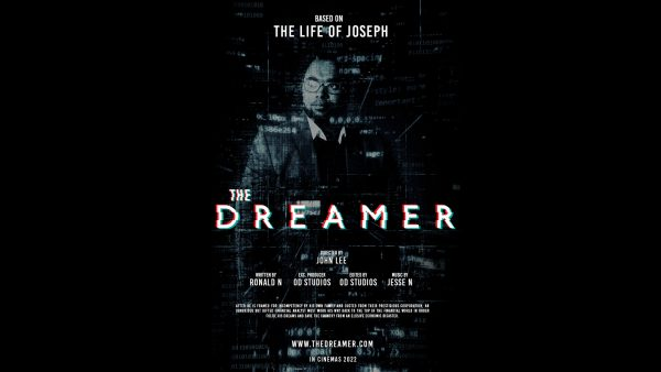"The Dreamer goes to Hollywood to Produce ""The Dreamer"""