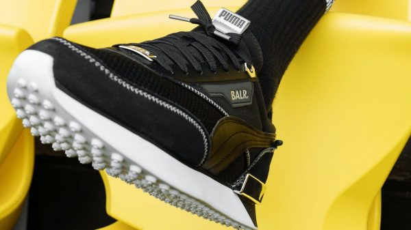 LIVE LIKE A BALR WITH THE NEW PUMA X BALR. COLLECTION