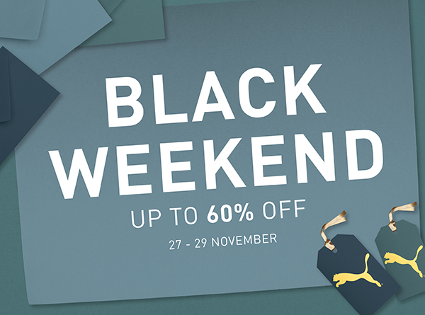 TAKE ADVANTAGE OF PUMA SOUTH AFRICA'S EXTENDED BLACK FRIDAY DISCOUNTS