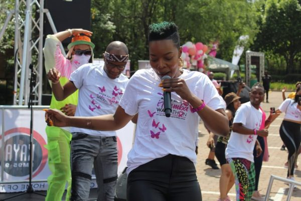 THOUSANDS OF SOUTH AFRICANS REGISTER AND PLEDGE THEIR SUPPORT FOR BREAST CANCER AWARENESS   ITHEMBA WALKATHON VIRTUAL A NATIONWIDE SUCCESS