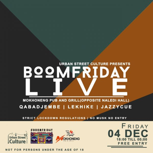 #BoomFriday Year End Party
