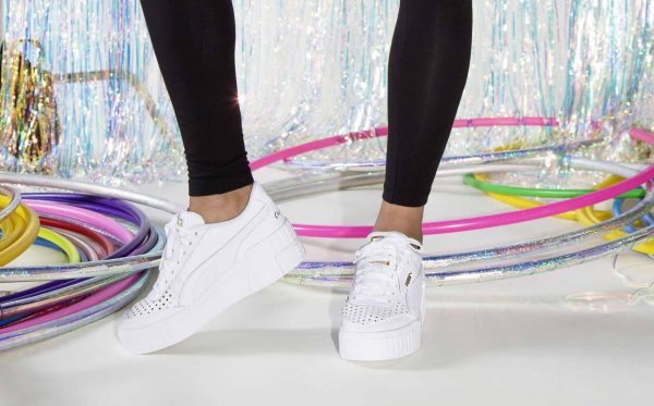 SUPERWOMEN OF THE CIRCUS: PUMA AND CHARLOTTE OLYMPIA DEBUT SECOND COLLECTION