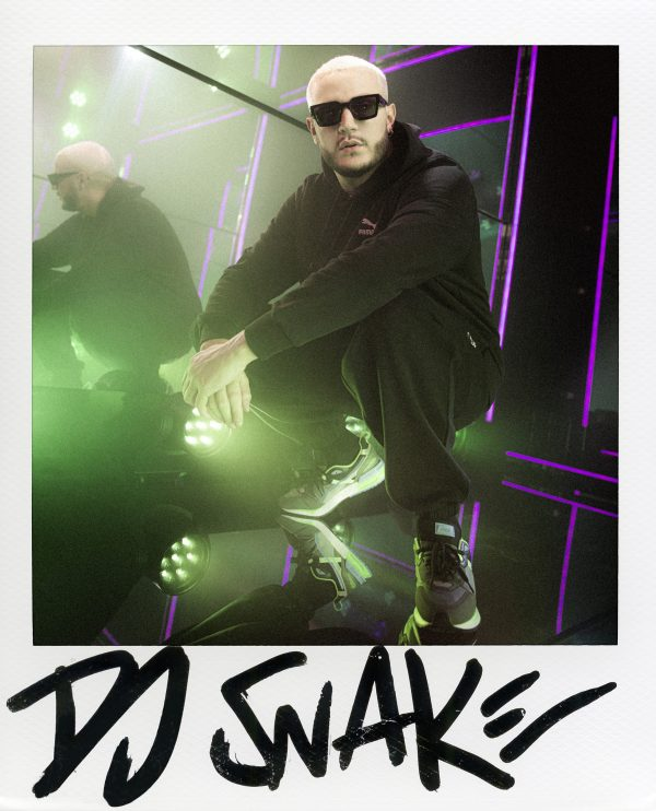 PUMA signs DJ Snake as ambassador for new Mirage sneaker franchise