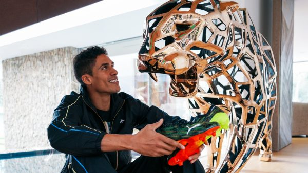 PUMA SIGNS WORLD CUP WINNER AND CHAMPIONS LEAGUE RECORD BREAKER RAPHAËL VARANE