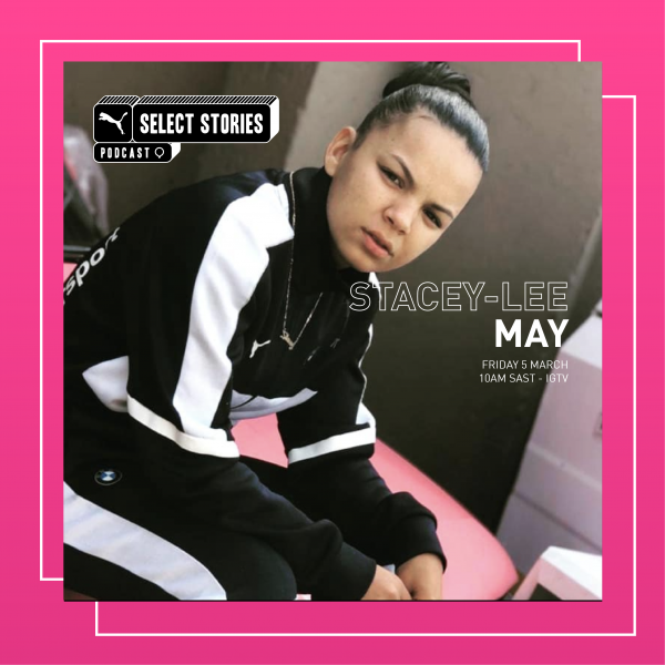 Select Stories – Podcast ft. Queen of Smoke Stacey-Lee May